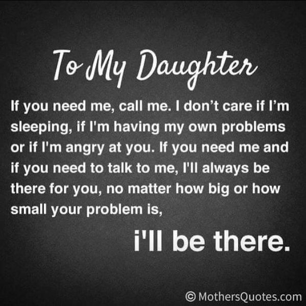 Best Mother And Daughter Quotes