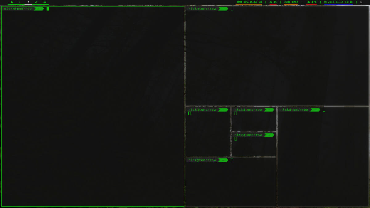 Tiling Window Managers and Why You Should Use One