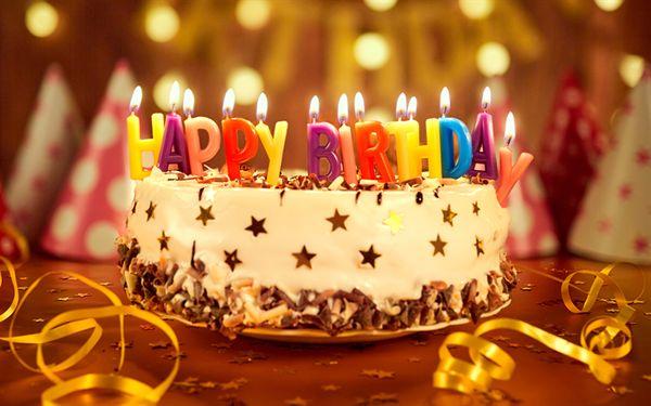 Beautiful photos of birthday cake 3