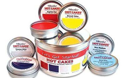 Encaustic Wax Paint Set