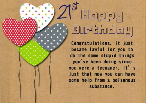 Best 3 Happy 21st Birthday Image Ideas For Her