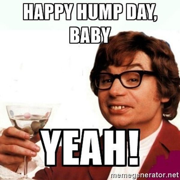 Cool Happy Hump Day Meme 6