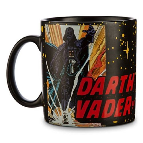 Darth Vader Comic Strip Mug