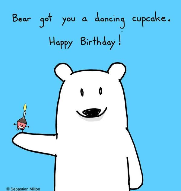 How About Some Funny Birthday Images for Her- 1