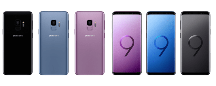 finder samsung s9