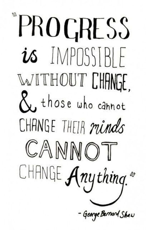 Positive Quotes About Change Making