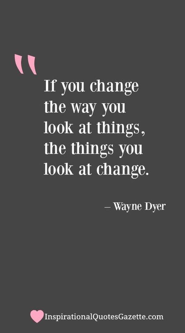 Best Positive Quotes About Change Making Us Smile