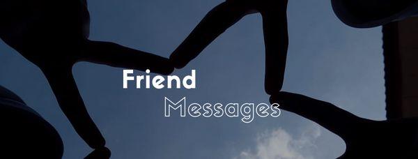 friend messages
