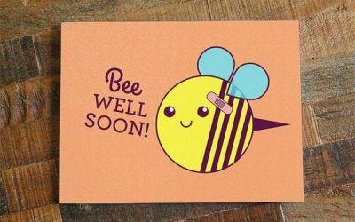bee well soon