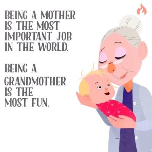 Grandma Quotes and Sayings