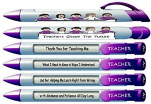 Greeting Pens with Rotating Messages