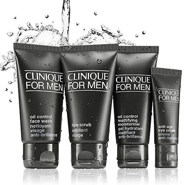 Clinique for Men Oil Control Essentials Kit