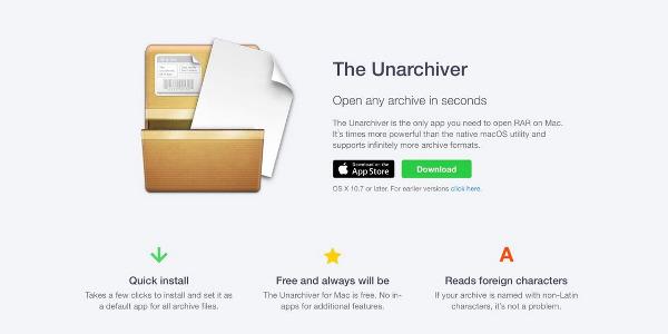 app to open rar files