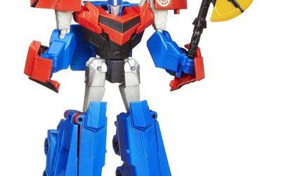 Transformers Robots Optimus Prime