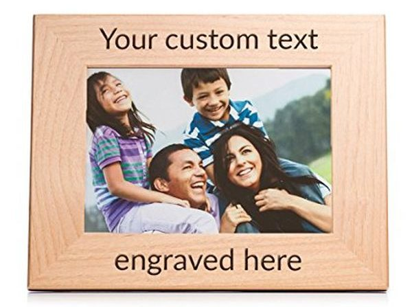 Your Own Personalized Picture Frame
