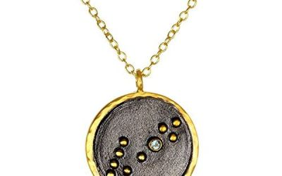Zodiac Gold-Plated Necklace