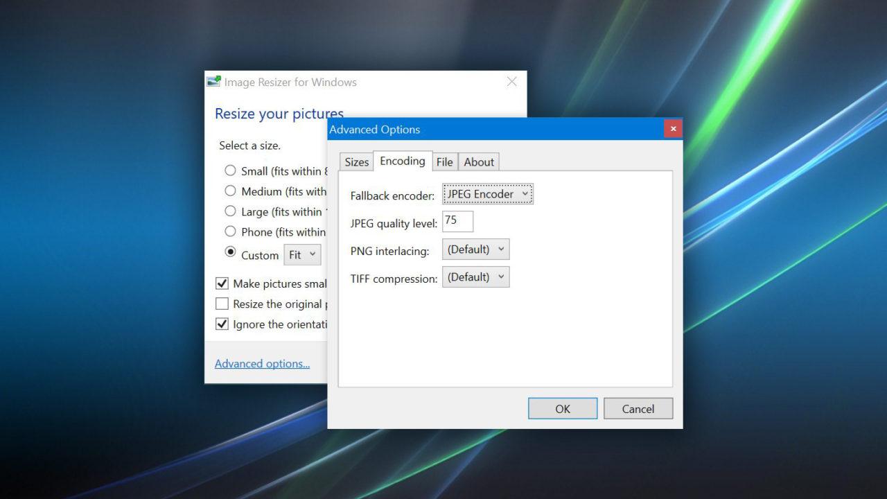 jpeg compress tool windows