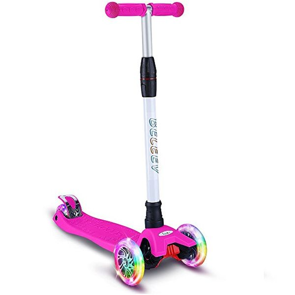 BELEEV Kick Scooter for Kids