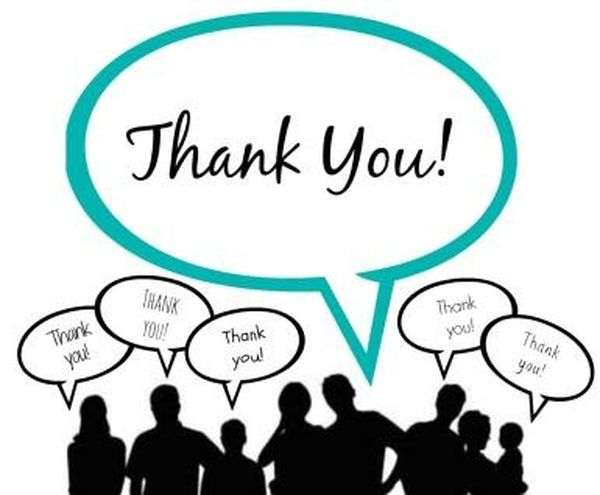 Friendly Images of Thank You Saying Devoted to Your Team