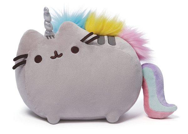 GUND Pusheenicorn Unicorn Stuffed Animal Plush 13