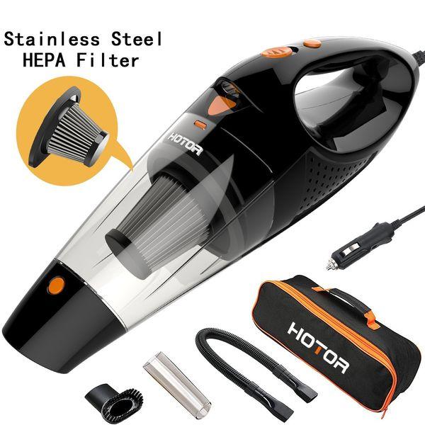 Hotor 4th Gen Car Vacuum
