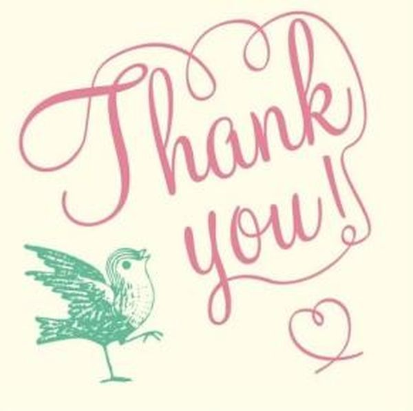 Lovely Thank You Images for Her