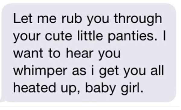 Sexy Freaky Things to Say to Your Girlfriend Through a Text
