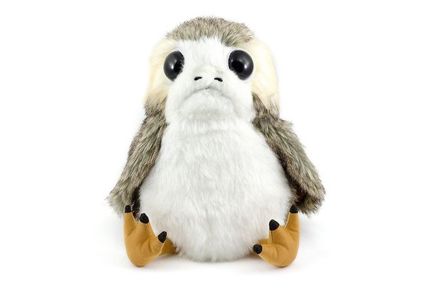 The Last Jedi LifeSized Interactive Action Porg Plush