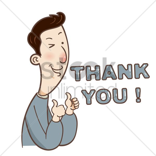Unordinary Thank You Images for Him