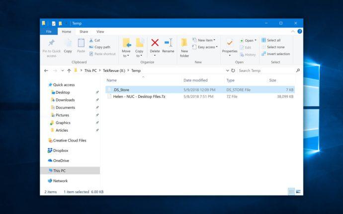 .ds_store file windows mac