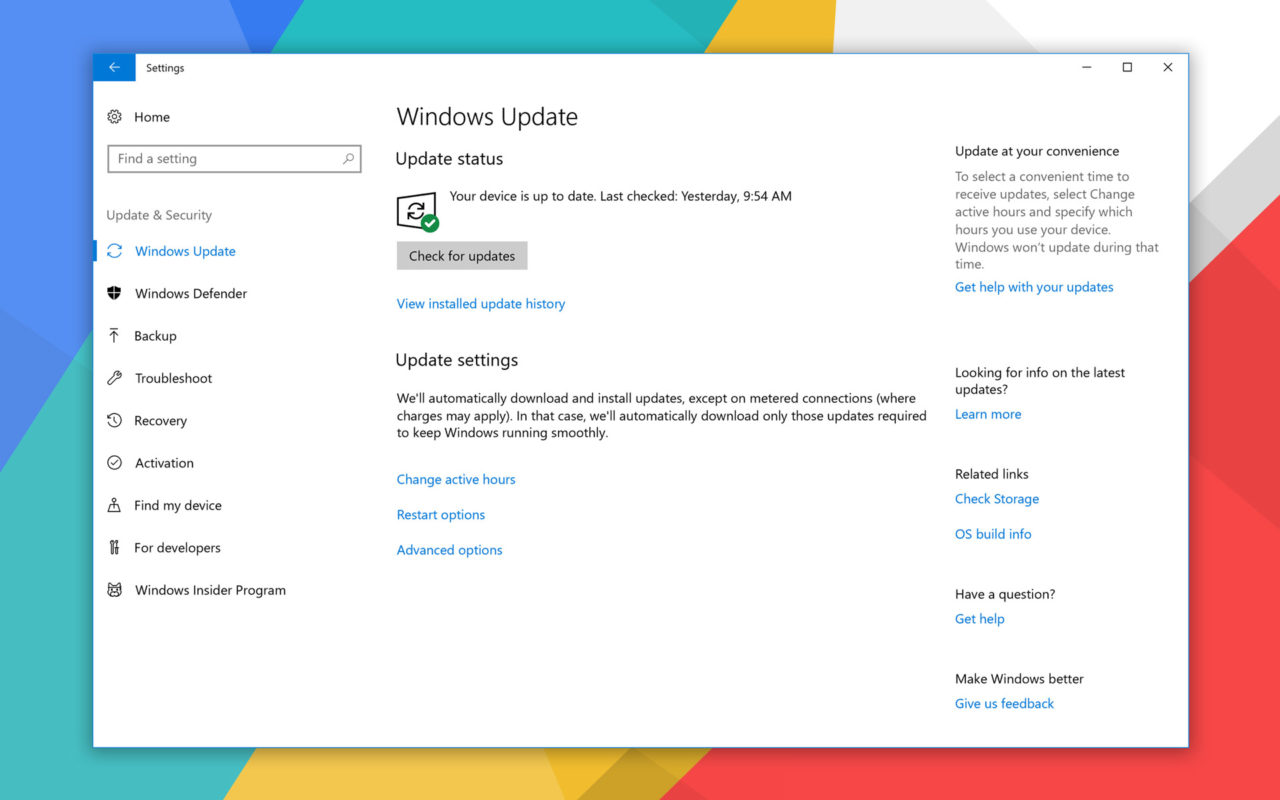 How to Disable Transparency in Windows 10 1803 April Update