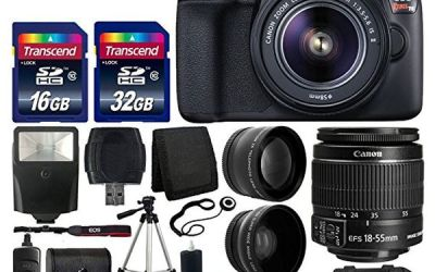 Canon Photo4Less Top Value Camera and Lens