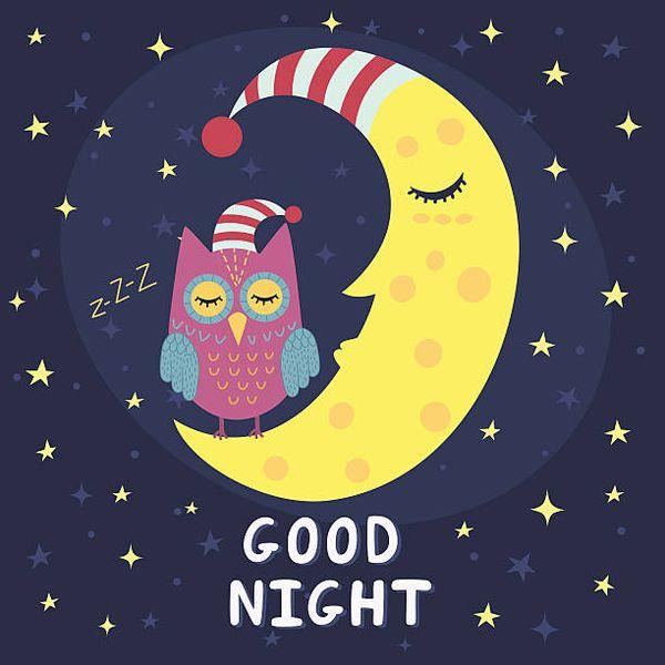 Спокойной ночи картинки скачать бесплатно 3