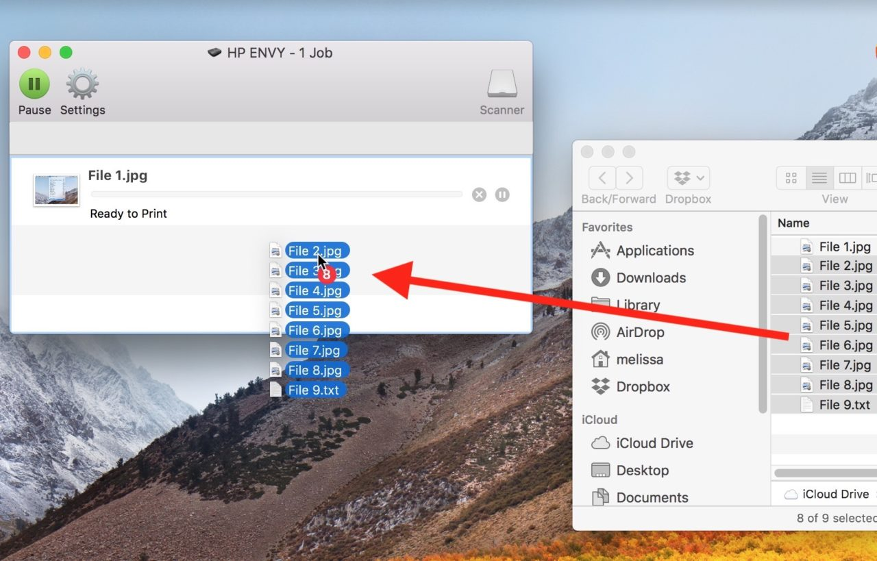 Here Are Two Ways to Print Multiple Files at Once in macOS