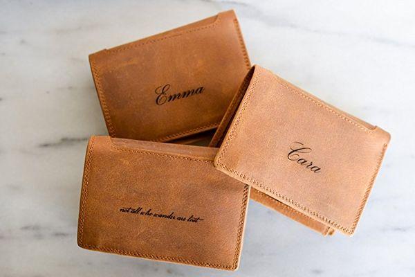Left Coast Original Leather Wallet