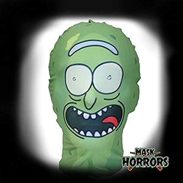 Pickle Rick costume merch 6