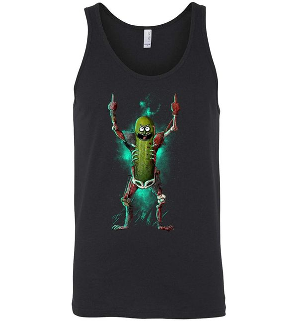 Rick and Morty T shirt and tank top gifts 2