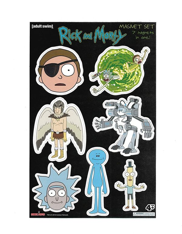 Rick and Morty accessories gift ideas 4