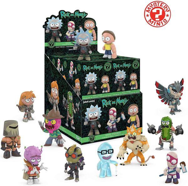 Rick and Morty box set merch 1