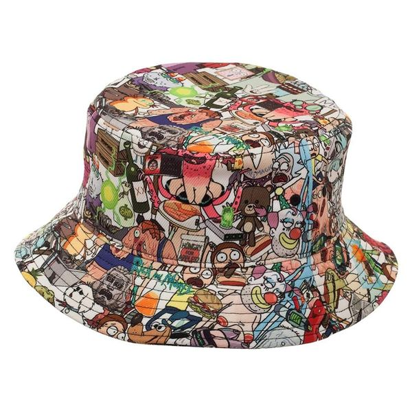 Rick and Morty hat merch 2