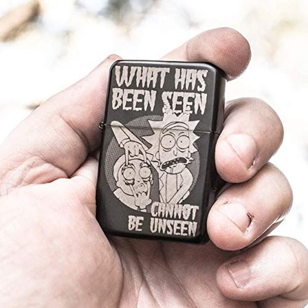 Rick and Morty lighter merchandise 2