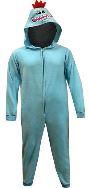 Rick and Morty onesie pajamas gift idea 5