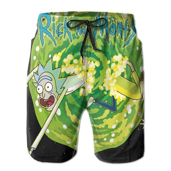 Rick and Morty shorts merch 2