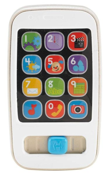 Toy phones are really good christmas gifts for 2 year olds
