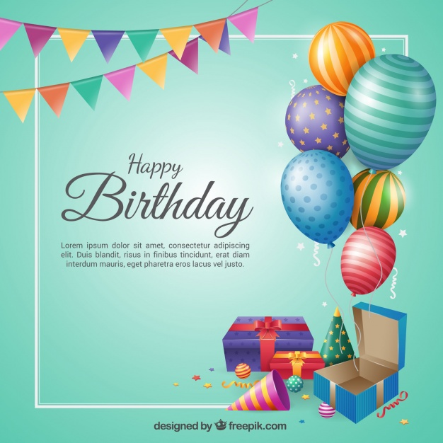 graphic relating to Printable Happy Birthday Images known as Printable Pleased Birthday Playing cards Free of charge