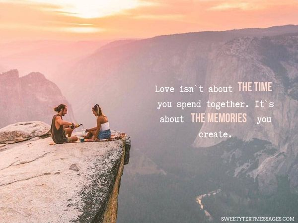 Romantic Short Love Quotes For Him And Her