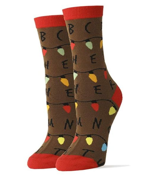 Womens Stranger Things Socks