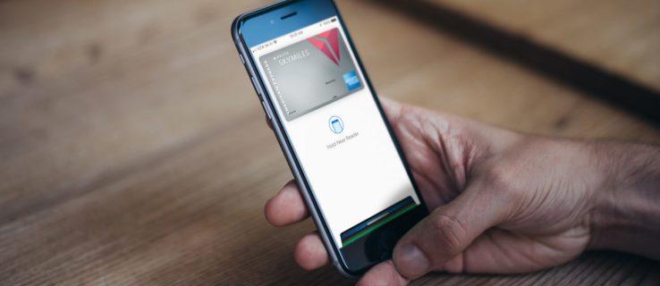 apple pay lock screen iphone