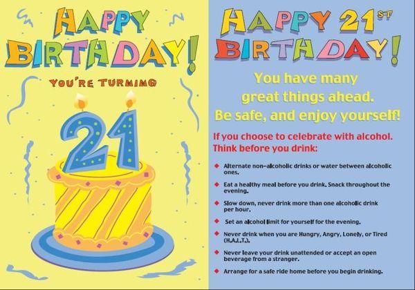 Trendy Funny 21st Birthday Pics