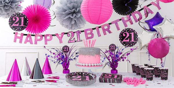 Beautiful 21st birthday photos